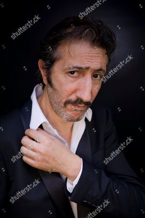 Hocine Choutri Actor Hocine Choutri poses for portraits during the 9th edition of the Rome Film Festival in Rome