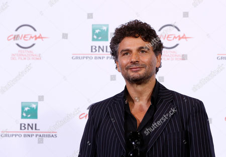 Leandro Amato Italian actor Leandro Amato poses during a photo call for the movie 'Tre Tocchi' at the 9th edition of the Rome Film Festival in Rome