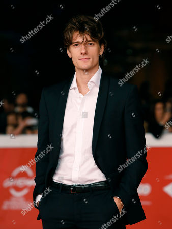 Antonio Folletto Italian actor Antonio Folletto poses on the red carpet as he arrives for the screening of the movie 'Tre tocchi' at the 9th edition of the Rome Film Festival in Rome