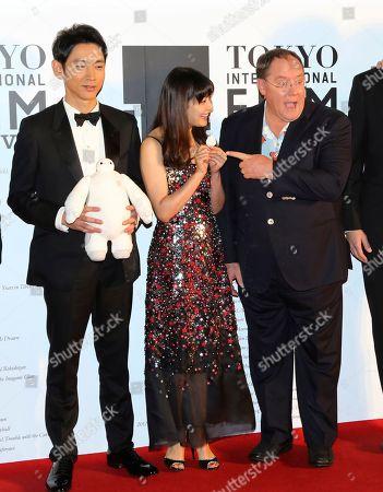 Editorial image of Japan Tokyo International Film Festival, Tokyo, Japan