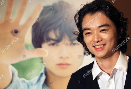 Stock Picture of Shota Sometani Japanese actor Shota Sometani smiles during an interview in Tokyo. In person, Shota Sometani is still and quiet, speaking in a soft, almost lackadaisical voice. His ideal acting role, he says, would be one in which he couldn't rely on facial expressions, such as a character wearing a mask. The 22-year-old, who has acted since age 7, has earned a reputation for serious acting in dozens of ambitious Japanese movies. And his gentle air is not superficial technique, but the drive to be a true actor
