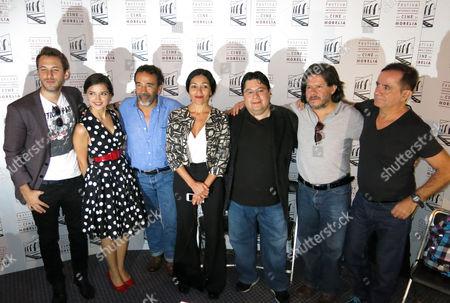 Editorial picture of Mexico Cinema Morelia Eddie Reynolds, Morelia, Mexico