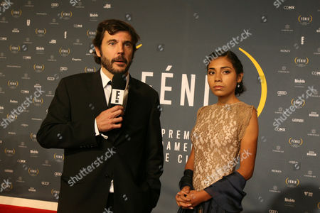 Editorial image of Mexico Iberoamerican Fenix Film Award, Mexico City, Mexico