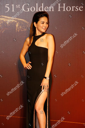Ella Chen Taiwanese actress Ella Chen poses on the red carpet at the 51st Golden Horse Awards in Taipei, Taiwan, . Chen is the host at this year's Golden Horse Awards, one of the Chinese-language film industry's biggest annual events