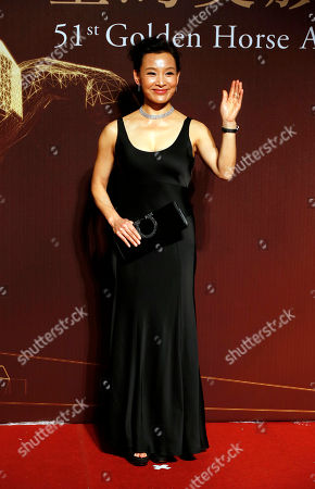 Joan Chen Director and actress Joan Chen poses on the red carpet at the 51st Golden Horse Awards in Taipei, Taiwan, . Chen is a guest at this year's Golden Horse Awards, one of the Chinese-language film industry's biggest annual events