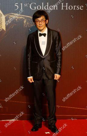 Editorial photo of Taiwan Golden Horse Awards, Taipei, Taiwan