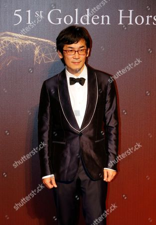Wei Te-Sheng Taiwanese actor Wei Te-Sheng poses on the red carpet at the 51st Golden Horse Awards in Taipei, Taiwan, . Wei is a guest at this year's Golden Horse Awards, one of the Chinese-language film industry's biggest annual events
