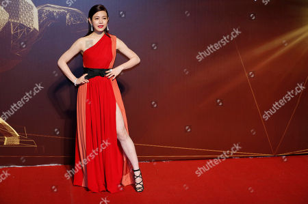 Michelle Chen Taiwanese actress Michelle Chen poses on the red carpet at the 51st Golden Horse Awards in Taipei, Taiwan, . Chen is a guest at this year's Golden Horse Awards, one of the Chinese-language film industry's biggest annual events