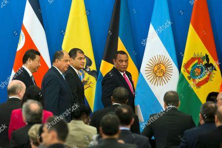 Editorial photo of China Latin America, Beijing, China