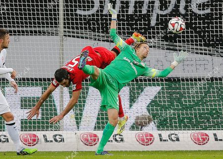 Editorial image of Germany Soccer Bundesliga, Leverkusen, Germany