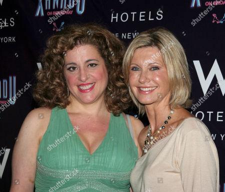 Mary Testa and Olivia Newton John