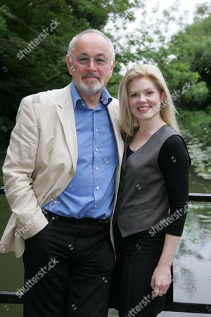 Peter Egan and Maxine Gregory - The proceeds of the event went to the Alexandra Bastedo Animal Sanctuary