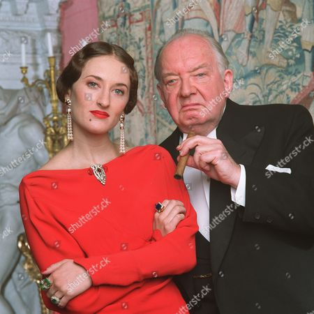 Amber Rose-Sealey and David Ryall in 'Bertie and Elizabeth' - 2002