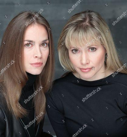 Eva Pope and Maggie O'Neill in 'Peak Practice' - 2001