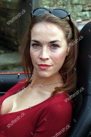 Eva Pope in 'Peak Practice' - 2001