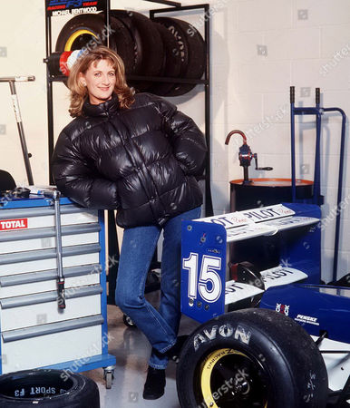 Louise Goodman, Formula One Presenter - 2006
