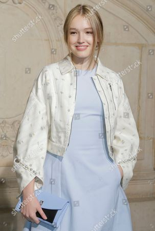 Editorial picture of Paris Fashion Dior, Paris, France
