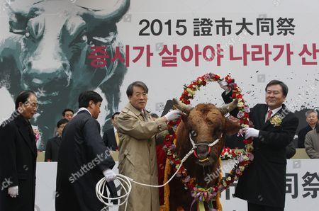 Editorial photo of South Korea Financial Markets, Seoul, South Korea
