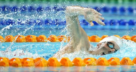 Ryan Cochrane Ryan Cochrane of Canada swims during his men's 800m freestyle final at the Pan Pacific swimming championships in Gold Coast, Australia, . Cochrane won the race ahead of Mack Horton of Australia and Connor Jaeger of the U.S