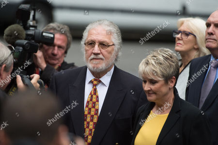 Dave Lee Travis, Marianne Griffin British Disc Jockey Dave Lee Travis, real name David Patrick Griffin, arrives for sentencing at Southwark Crown Court, accompanied by wife Marianne Griffin, in London. A growing scandal of decades-old sexual assault allegations against television icon Bill Cosby has shocked many in the United States. Across the Atlantic, Britain has been struggling for more than two years to come to terms with a barrage of similar accusations against leading men in its entertainment world who allegedly used their fame and power to exploit young victims. Dave Lee Travis, a 69-year-old radio disc jockey and music show host, was convicted in September of indecently assaulting a woman in 1995
