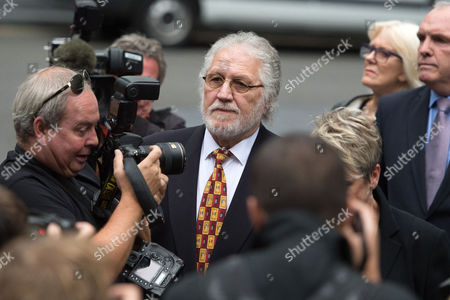 Editorial picture of Britain Court Dave Lee Travis, London, United Kingdom