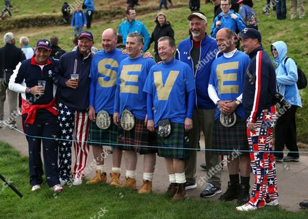 Editorial image of Britain Ryder Cup Golf