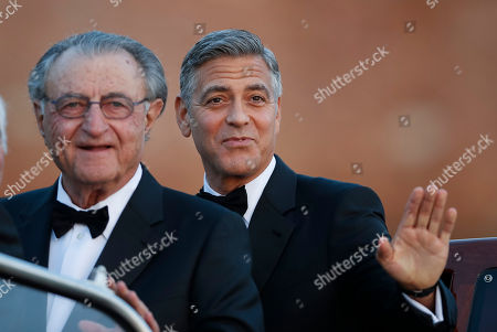 Editorial image of Italy Clooney Wedding, Venice, Italy