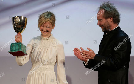 Editorial photo of Italy Venice Film Festival Awards Ceremony, Venice, Italy