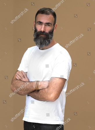 Duane Hopkins Director Duane Hopkins poses for portraits during the 71st edition of the Venice Film Festival in Venice, Italy
