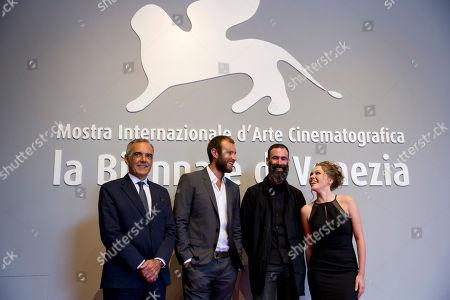 Editorial photo of Italy Venice Film Festival Bypass Red Carpet, Venice, Italy