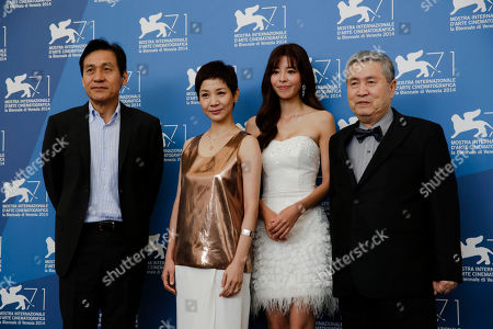 Editorial picture of Italy Venice Film Festival Hwajang Photo Call, Venice, Italy
