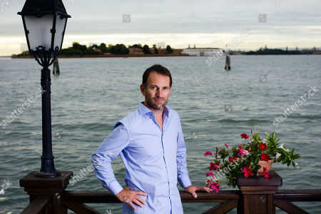 David Oelhoffen Director David Oelhoffen poses for portraits during the 71st edition of the Venice Film Festival in Venice, Italy