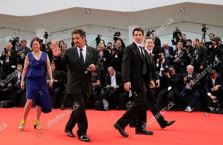 Editorial image of Italy Venice Film Festival Manglehorn Red Carpet, Venice, Italy