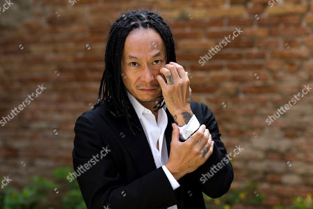 Tatsuya Nakamura Actor Tatsuya Nakamura poses for portraits during the 71st edition of the Venice Film Festival in Venice, Italy