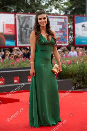 Lara Heller Actress Lara Heller arrives for the screening of the movie The Cut at 71st edition of the Venice Film Festival in Venice, Italy