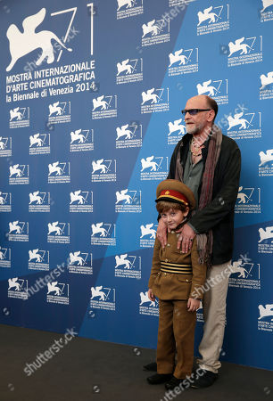 Editorial image of Italy Venice Film Festival The President Photo Call, Venice, Italy