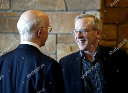 William Dudley, Alan S. Blinder William C. Dudley, president of the Federal Reserve Bank of New York, right, greets Alan S. Blinder, professor at Princeton University, as they arrive for a dinner during the Jackson Hole Economic Policy Symposium at the Jackson Lake Lodge in Grand Teton National Park near Jackson, Wyo