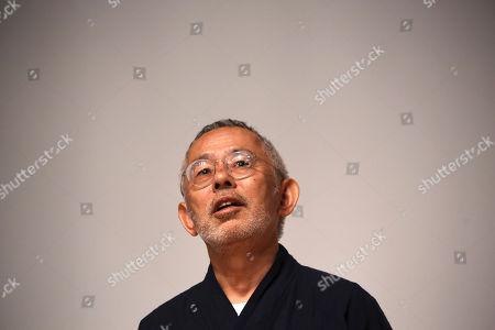 Toshio Suzuki Toshio Suzuki, general manager of Studio Ghibli, a Japanese animation film studio, speaks during a press conference of the 27th Tokyo International Film Festival in Tokyo, . Suzuki was former producer for Hayao Miyazaki, most weli-known Japanese animator
