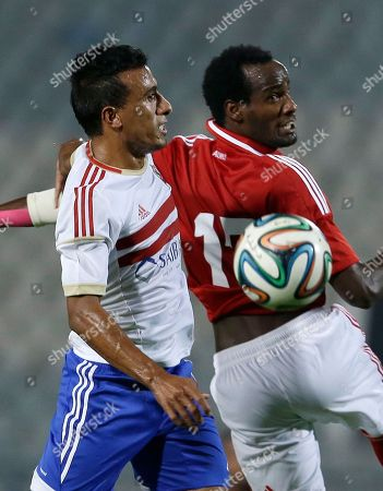Editorial picture of Mideast Egypt Soccer Super Cup, Cairo, Egypt