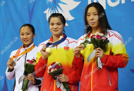 Editorial picture of South Korea Asian Games Swimming, Incheon, South Korea