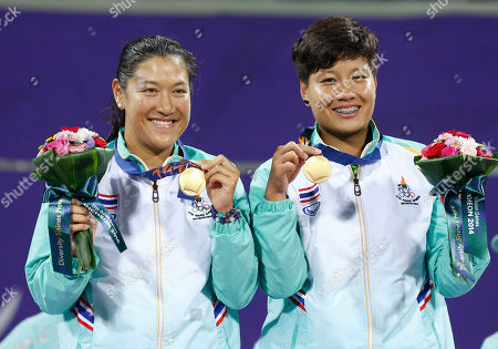 Editorial picture of South Korea Asian Games Tennis, Incheon, South Korea
