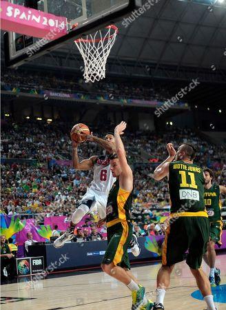 Editorial photo of Spain Basketball World Cup, Barcelona, Spain