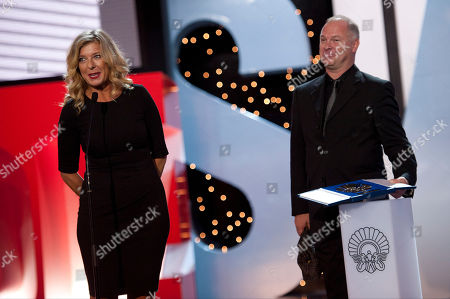 Paprika Steen Danish actress Paprika Steen, left, smiles after receiving the Silver Shell for the best actress with her film ''Silent Heart'', at the 62nd San Sebastian Film Festival in San Sebastian, northern Spain