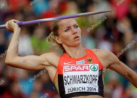 Editorial photo of Switzerland Athletics Europeans, Zurich, Switzerland
