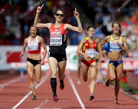 Editorial image of Switzerland Athletics Europeans, Zurich, Switzerland