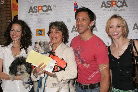 Mandy Gonzalez, Priscilla Lopez, Michael Berresse, C d'Amboise