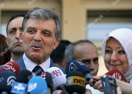 Editorial picture of Turkey Presidential Election, Ankara, Turkey