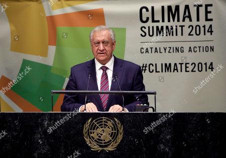 Mikhail Myasnikovich Prime Minister Mikhail Myasnikovich, of Belarus, addresses the United Nations Climate Summit, at U.N. headquarters