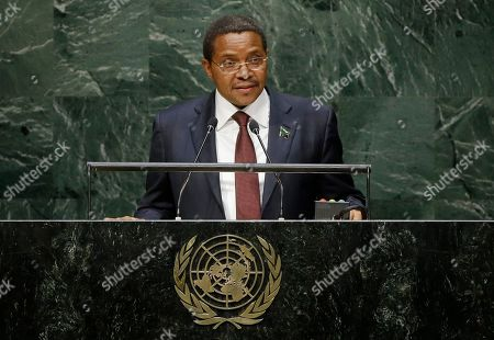 Jakaya Mrisho Kikwete Tanzania President Jakaya Mrisho Kikwete addresses the 69th session of the United Nations General Assembly at U.N. headquarters on