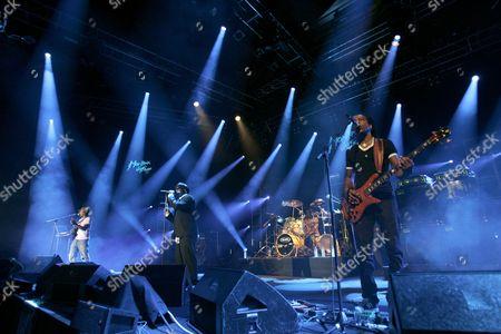 Living Colour - Corey Glover, vocals;  Vernon Reid;  guitar;  Doug Wimbish, bass;  Will Calhoun, drums/percussion